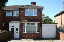 semi detached house in Delamere Road, Hayes...