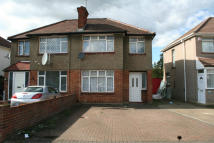 3 bed semi detached house in Moray Avenue, Hayes...