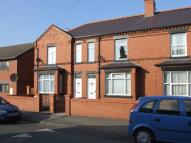 3 bed Terraced home in Smithfield Road, Wrexham