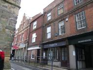 property for sale in Oldgate, Morpeth, Ground Floor Commercial Unit & Two Bedroom Maisonette