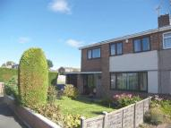 3 bed semi detached home in Eden Grove, Morpeth...
