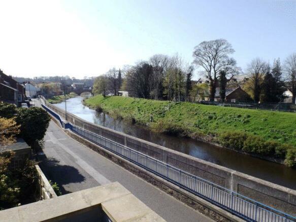 River Wansbeck...