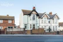4 bed semi detached house for sale in Brighton Road, NEWHAVEN...