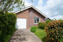 2 bed Detached Bungalow in Longhill Close...