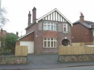 Detached home in Willow Street, Ellesmere...