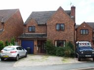 4 bed Detached house to rent in Grove Meadow...