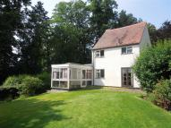 Detached home in Bank House, Nobold Lane...