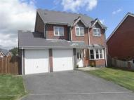 4 bedroom Detached home for sale in Llwyn Perthi...
