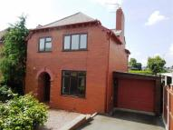 Detached house in Lambert Road, Welshpool...