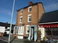 Terraced house in Union Street, Welshpool...