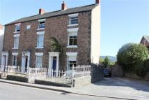 3 bedroom Terraced property in Salop Road, Welshpool...