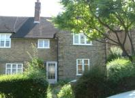 Cottage in Coleridge Walk...