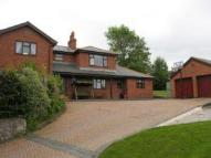 Detached home in Pandy Lane Dyserth