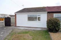 Semi-Detached Bungalow to rent in Llys Edward, Towyn