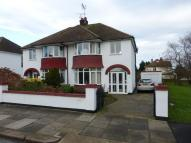 Westcliff semi detached house for sale