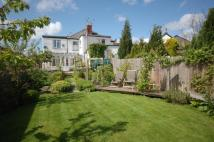 3 bed semi detached property in Church Street, Tisbury...