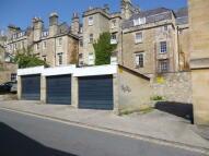 Garage in Bennett Street, Lansdown...