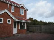 semi detached property in Clayton Drive...