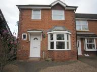semi detached property in McConnell Close...