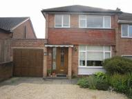 semi detached house to rent in Forest Close, Lickey End...