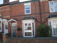 Terraced home in Middlefield Road...