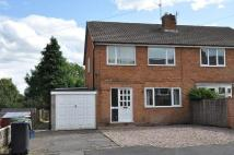 3 bed semi detached house in Millfield Road...