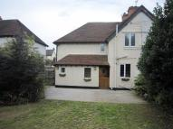 2 bed semi detached property in Old Birmingham Road...