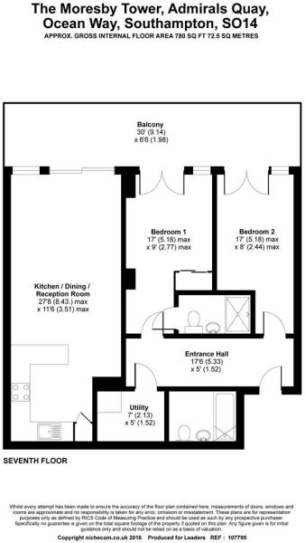 Floorplan - no compa