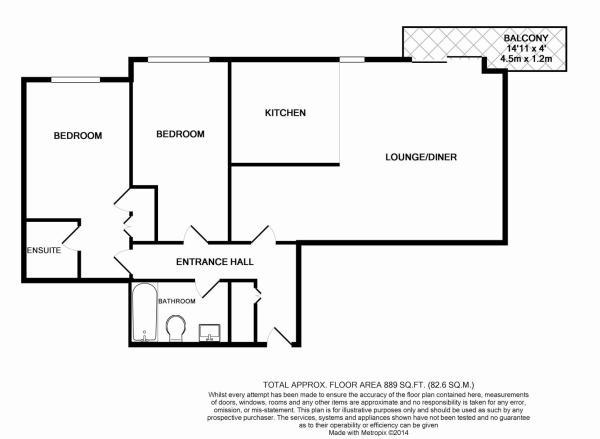 10 Mistral Floorplan