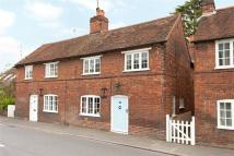 semi detached house for sale in Bisham Village...