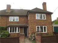 semi detached property in York Road, Marlow...
