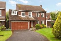4 bedroom Detached home in Lodge Close, Marlow...
