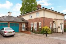 semi detached home in Quoitings Drive, Marlow...