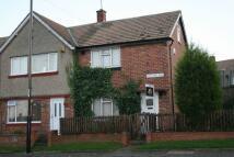 2 bedroom semi detached property to rent in Gartland Road, Grindon...
