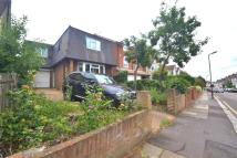 Detached house in Dora Road, Wimbledon...