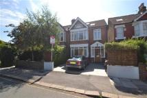 semi detached home in Queens Road, Wimbledon...