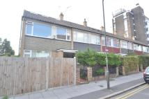 Terraced home to rent in Southey Road, Wimbledon