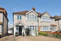 3 bed semi detached home in Cranleigh Road...