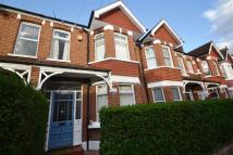 4 bed Terraced house to rent in Braemar Avenue...