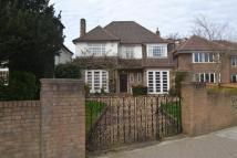 Detached house in Wimbledon Park Road...