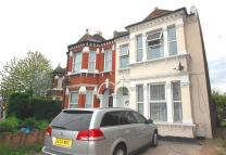 semi detached house in Durnsford Road...