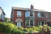 3 bed semi detached house for sale in Mather Road, Walmersley...