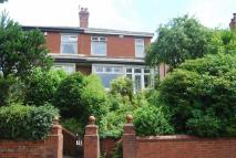 semi detached house in Walmersley Road...