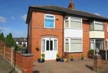 semi detached property for sale in Hillside Crescent...
