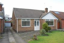 Buckingham Drive Detached Bungalow for sale
