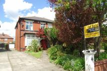 semi detached property in Bury & Bolton Road...