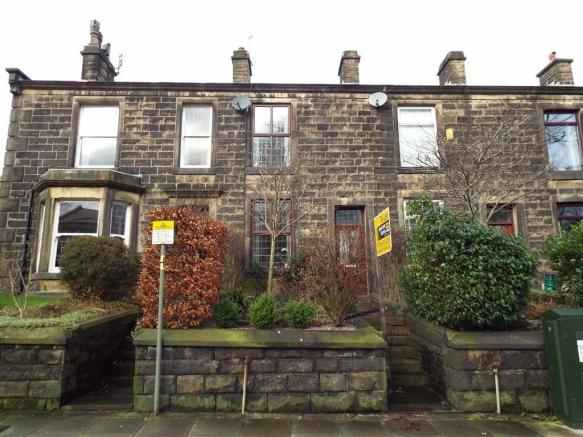 2 bedroom terraced house to rent in bolton road west for M s bedrooms bolton