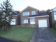 Detached home in Horncliffe Close...