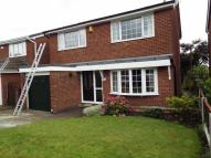 Detached home in Grantham Drive, Bury...