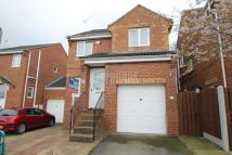 Detached home in Birley Spa Drive...